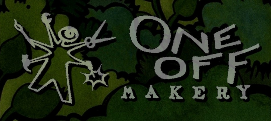 ONE OFF MAKERY /  Bryony Anderson